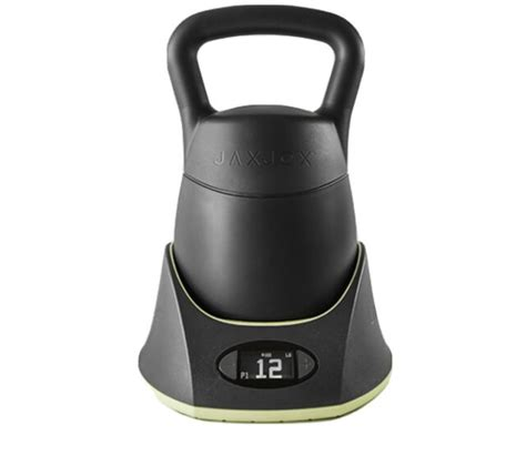 connect kettlebell 19kg compact adjustable smart