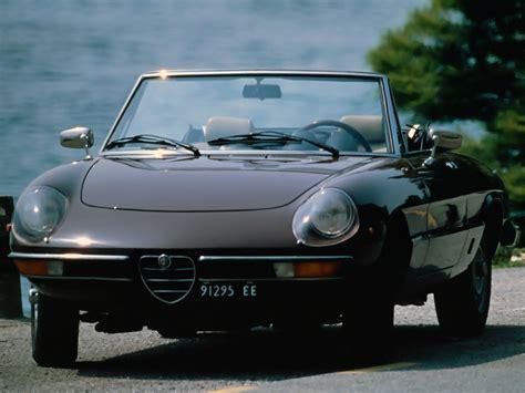 1970 Alfa Romeo Spider by 1970 Alfa Romeo Spider Information And Photos Momentcar