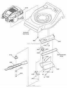 Snapper Espv21675  7800253  21 U0026quot  6 75gt Variable Speed Rear
