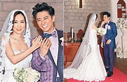 Eric Suen and Macy Chan Tie the Knot! | Wedding dresses ...