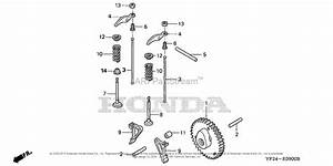 Honda Wx15 Ax2  B Water Pump  Jpn  Vin  Wzby