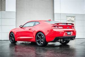 2016 Chevrolet Camaro Ss Sounds Savage With Borla Atak