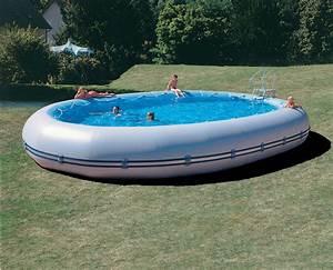 Enterrer Une Piscine Hors Sol : ovline 4000 d couvrez la piscine hors sol pvc zodiac ovline 4000 ~ Melissatoandfro.com Idées de Décoration