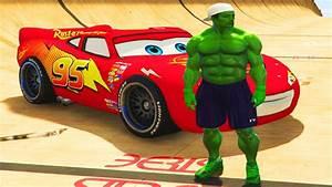 Cars Youtube Français : hulk de marvel comics et flash mcqueen de disney cars 2 hulk dessin anim en francais youtube ~ Medecine-chirurgie-esthetiques.com Avis de Voitures