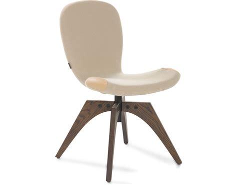 patch 01 swivel chair with 4 leg base hivemodern