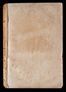 Blank Page Of Very Old Book Stock Photo - Image: 6551860