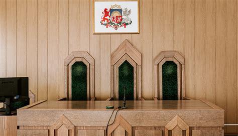 Saeima ieceļ amatā deviņus Ekonomisko lietu tiesas ...
