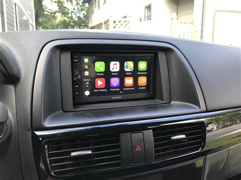 mazda apple carplay apple carplay on my 2013 cx 5 cx5