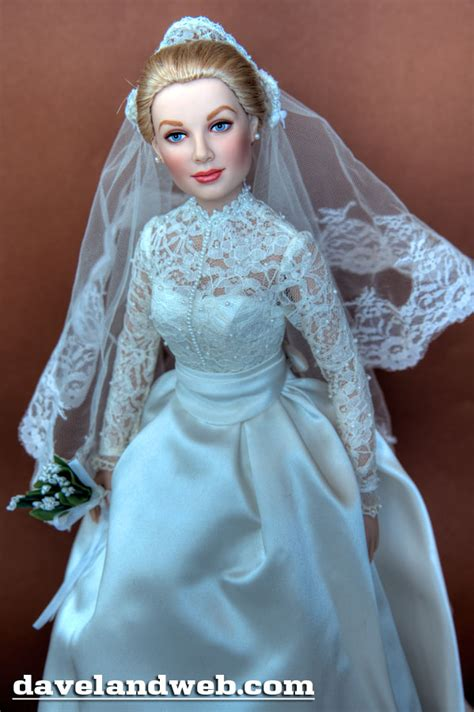 daveland grace kelly doll