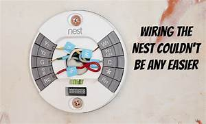 Nest Learning Thermostat Wiring Diagram
