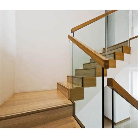 Geländer Treppe Holz by Glas Und Holz Handlauf