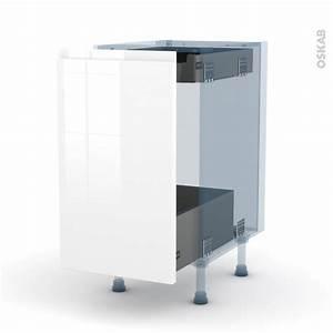 Fenêtre à L Anglaise : ipoma blanc kit r novation 18 meuble bas coulissant 1 ~ Premium-room.com Idées de Décoration