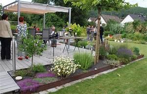 Garten Und Wasser : familiengarten mit viel wasser garten und freiraum regine ege und harald conrad ~ Sanjose-hotels-ca.com Haus und Dekorationen