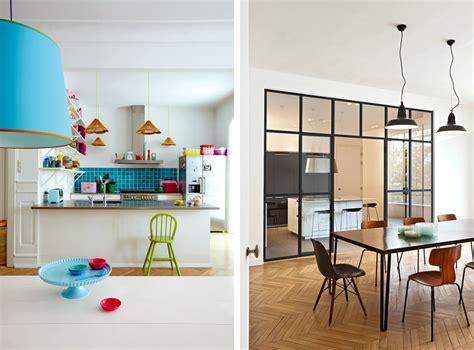 cuisine ouverte sur salon decoration salon avec cuisine ouverte une cuisine ouverte