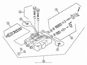 Simplicity 1692932 - Loader  Front End Parts Diagram For Service Parts