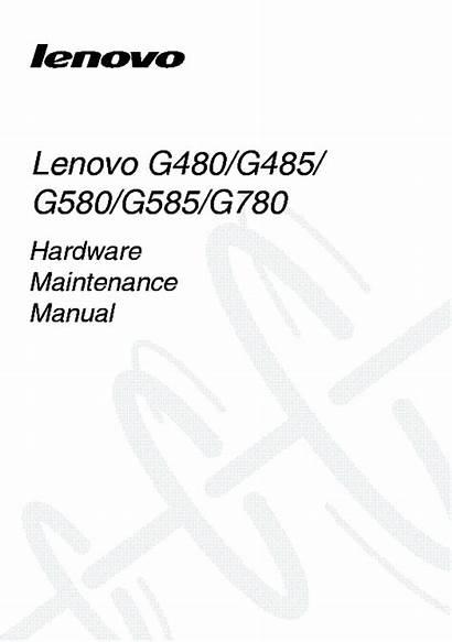 Lenovo Hmm G780 G480 G585 G580 G485