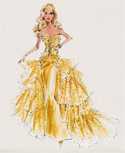Memorian — Robert Best I Barbie Sketches There so amazing...