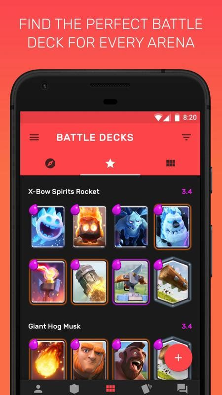 starfire for clash royale chest tracker stats apk