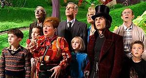 The Cast and Crew of Charlie & The Chocolate Factory ...