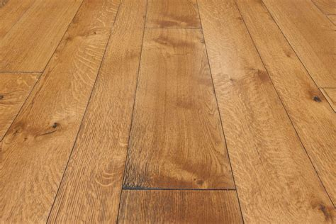 Treatment: Black Bleed & French Bleed   Wide Plank Floor
