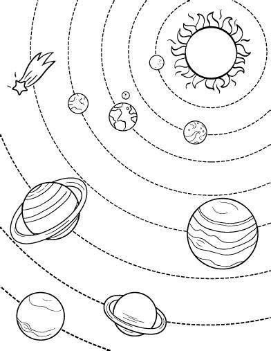 solar system clipart black and white solar system clipart kindergarten clipartfest 3 clipartix