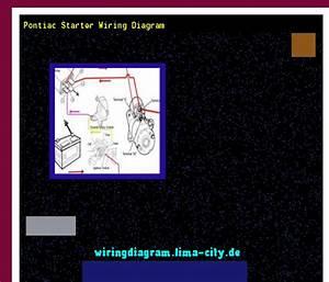 Pontiac Starter Wiring Diagram  Wiring Diagram 185541
