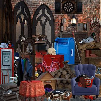 Hidden Objects Games Puzzle Finding