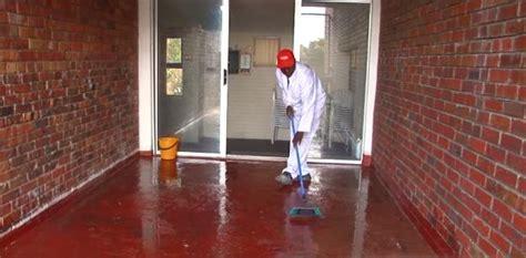 paint concrete floors diy projects craft ideas