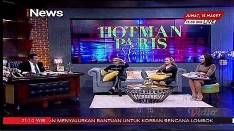 Hotman Paris Bongkar Kembali Isi Chat Akhirnya