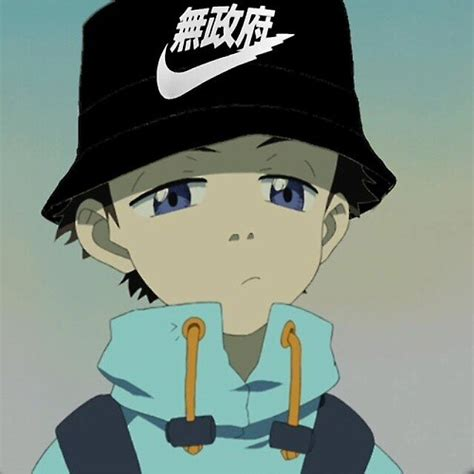 Sad Boys Anime Guy Stickers By Goodkidmadcityx Redbubble