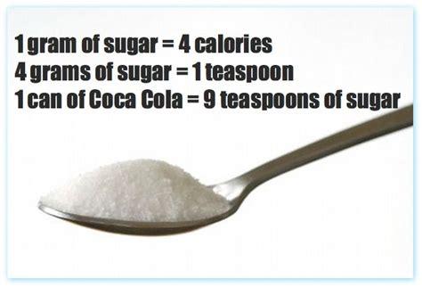 1 gram of equals how many calories 4 grams of sugar 1 teaspoon so that healthy looking yogurt with 27g of sugar almost 7