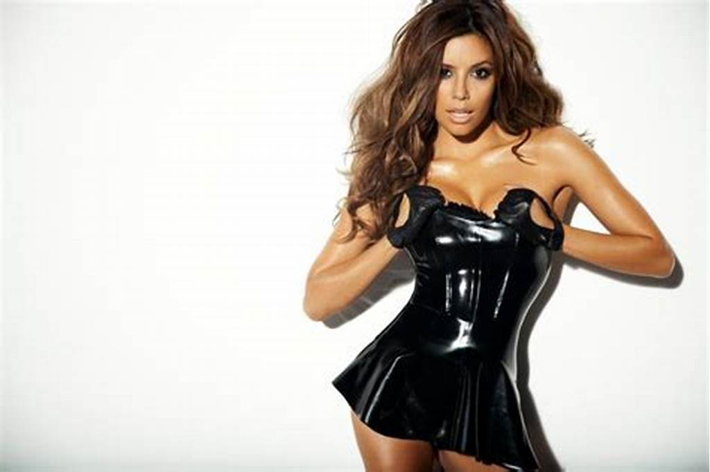 #Eva #Longoria #Latex