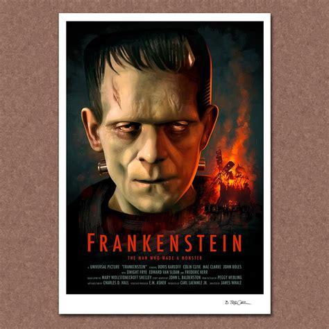 Frankenstein Poster   Candykiller