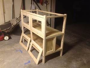 Ana White Two Story Rabbit Hutch - DIY Projects