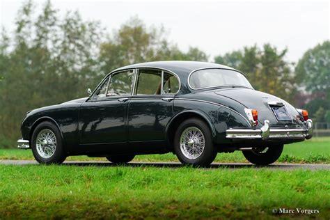 Jaguar Mk Ii 3.4 Litre, 1966