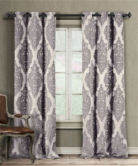 duck river textile plum catilie curtain panel set of two