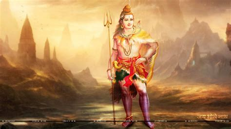 Animated Wallpaper Of Lord Shiva For Desktop - lord shiva wallpapers free