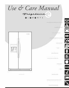 Frigidaire Refrigerator Compact Refrigerator User Guide