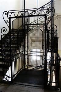 Old-Fashioned Elevator