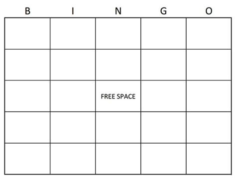 premium bingo templates word docs