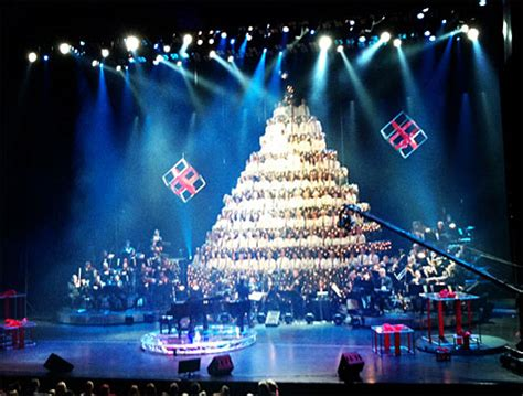 recap the 43rd edmonton singing christmas tree linda