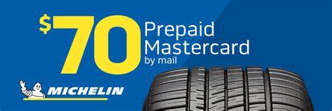 michelin promotion rebates discount tire