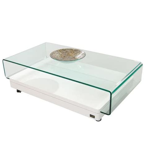 el dorado coffee table el dorado furniture clove white ii coffee table glass