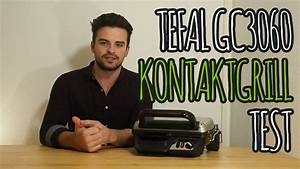 Tefal Gc3060 Kontaktgrill : kontaktgrill test 2016 testsieger tefal gc3060 unboxing grillen youtube ~ Watch28wear.com Haus und Dekorationen