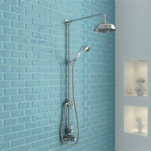 wall ideas for bathrooms ultra traditional shower valve with grand