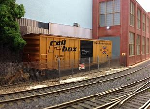 Image result for railroad  warehouse