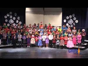 Burton Elementary School Christmas Program