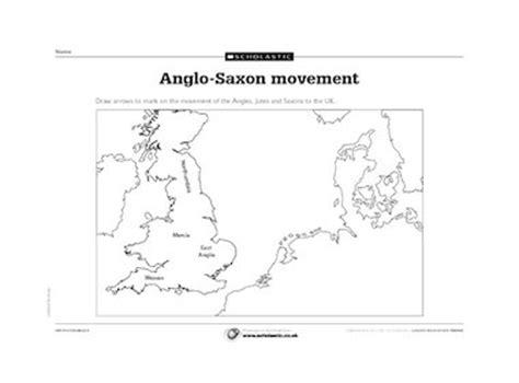 Anglosaxon Movement  Primary Ks2 Teaching Resource Scholastic