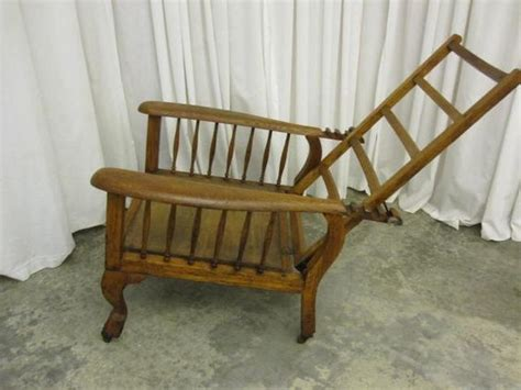 antique morris recliner chair style awesome