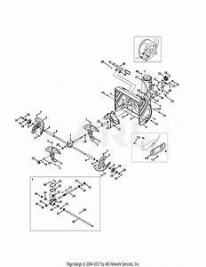 Troy Bilt 31ah55q8766 Vortex 2890  2015  Parts Diagram For